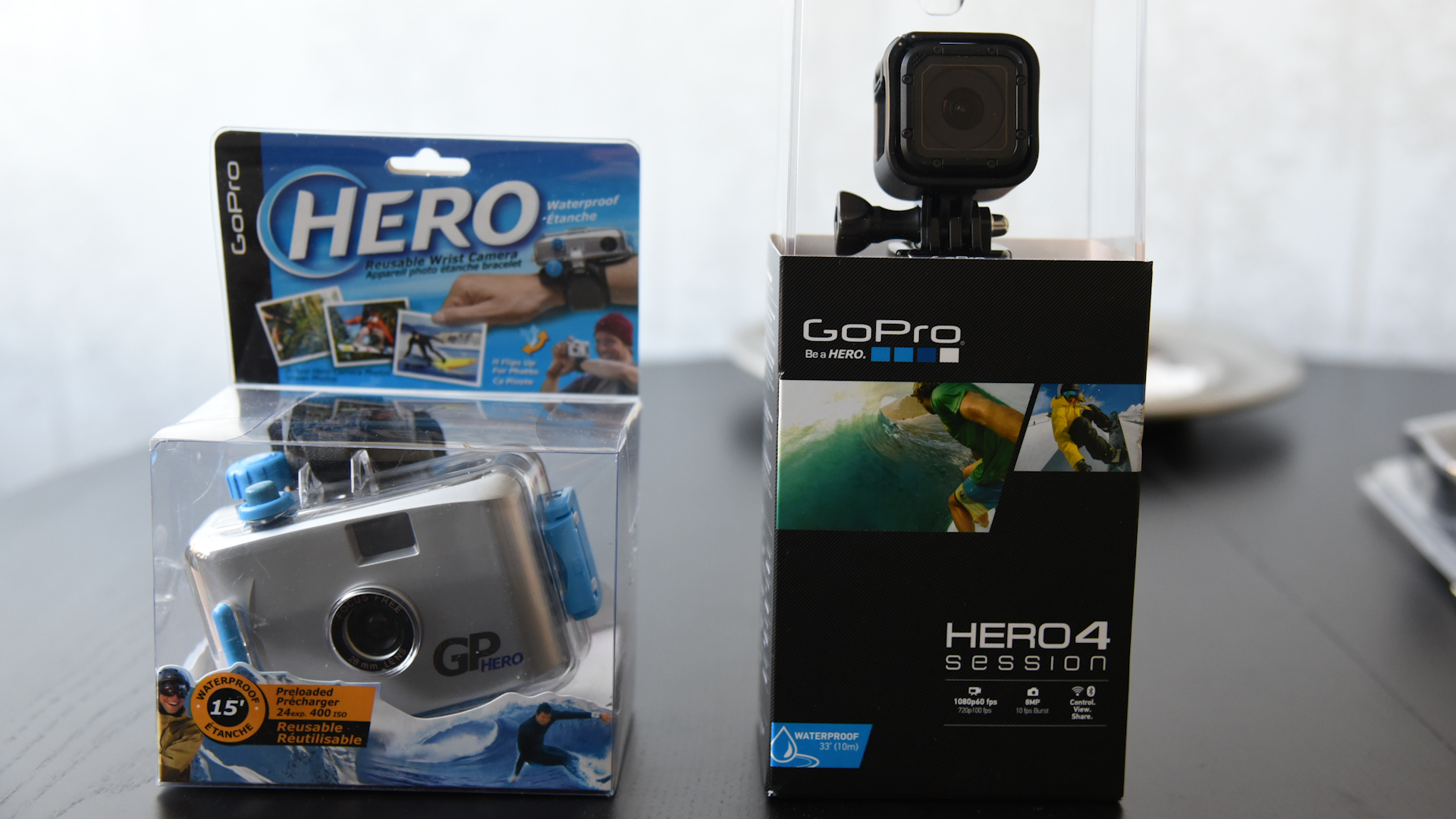 First Impressions And Test Of The GoPro Hero4 Session