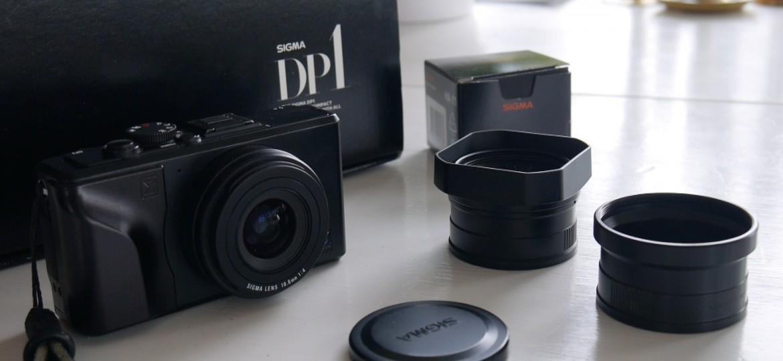 The Sigma DP1 – A $28 Premium Compact Camera