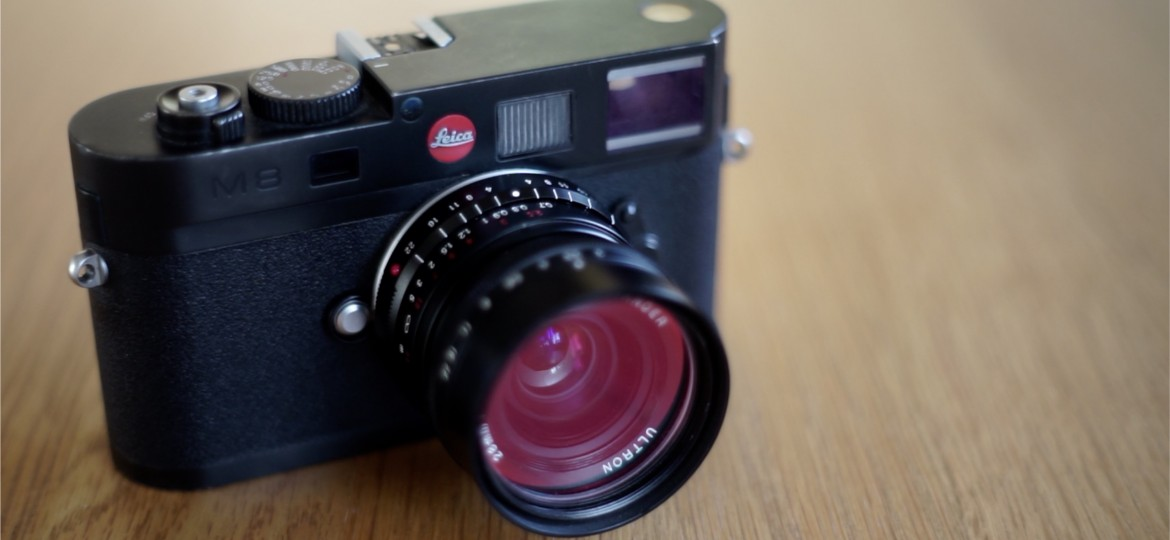 Review – Is the Leica M8 still good in 2018?