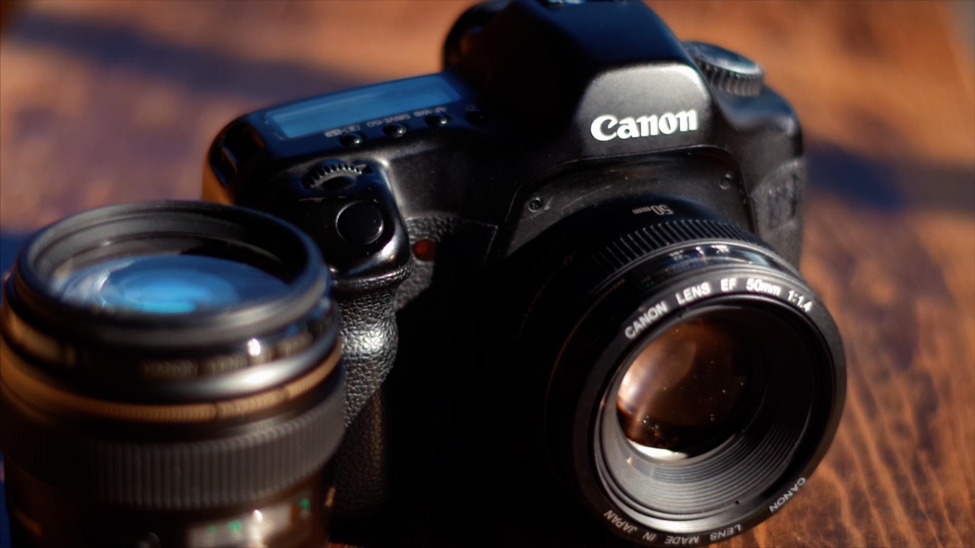 Canon 5D Review