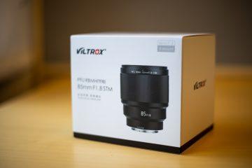 Viltrox 85mm Auto Focus Fuji