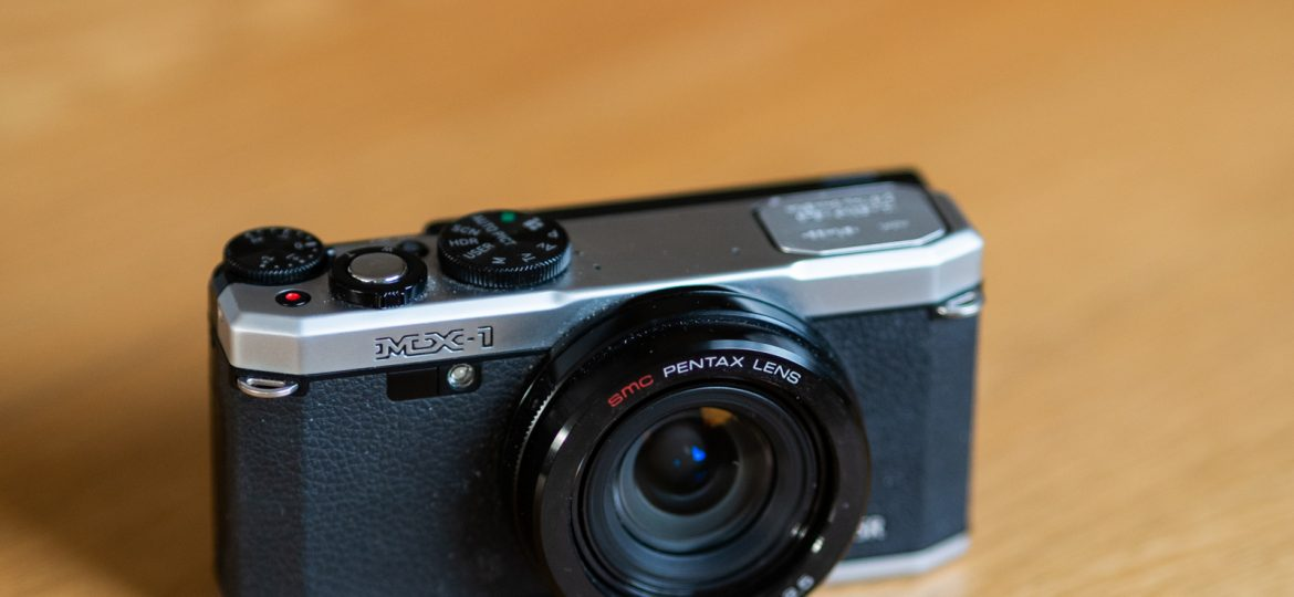 Review – The Legendary Pentax MX-1