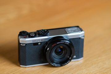 Pentax MX-1 Cheap Camera Review