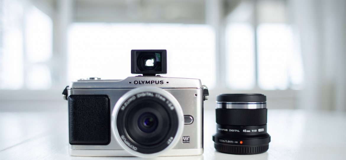 Back to the beginning – 5 Reasons to buy the cheap Olympus E-P1