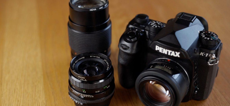 Pentax K-1 in 2019 – A Full Frame Monster Camera