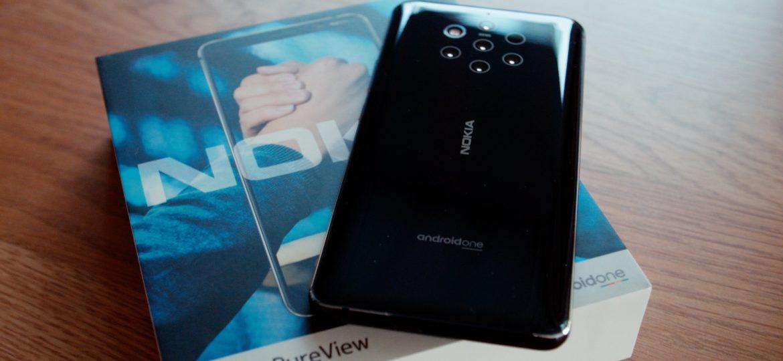 Nokia 9 PureView – A Killer Monochrome Camera
