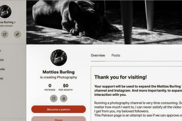 Mattias Burling Patreon