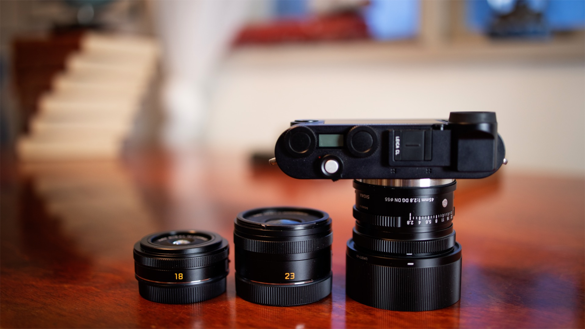 Sigma 45mm f2.8 Contemporary Review