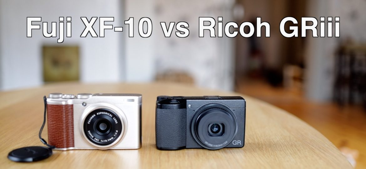 Quick Camera Battle – Fujifilm XF-10 vs Ricoh GRiii