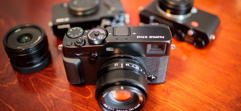 The Fujifilm X-Pro 3 – First Impressions