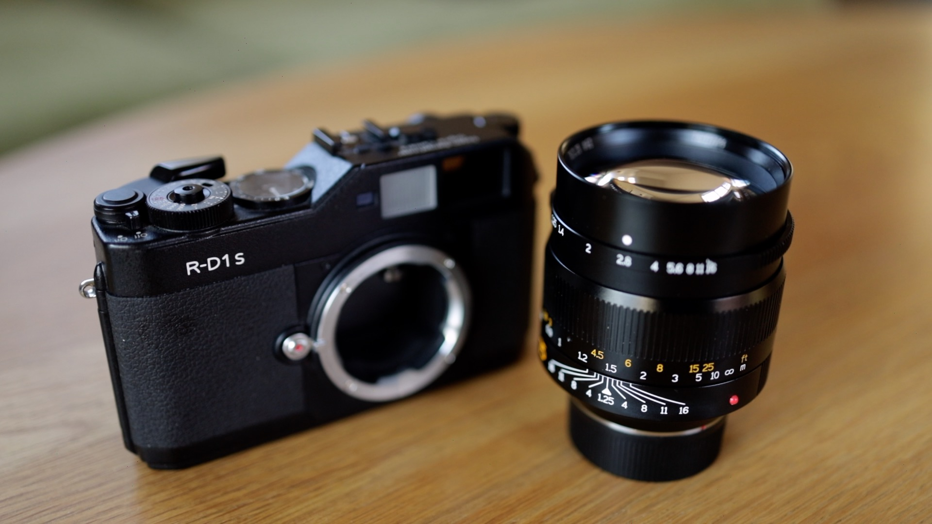7artisans Leica 75mm f1.25 Review