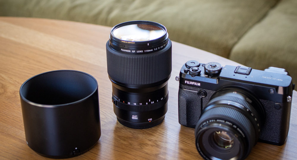Quick Review – Fujifilm GF 110mm f/2 R WR – It doesn't get much better than this!