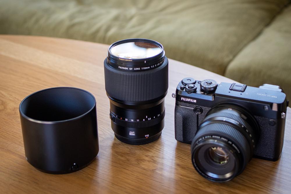 Review Fuji GF 110mm f2 R WR