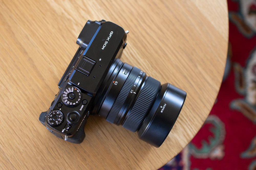 Fuji GFX50r Review