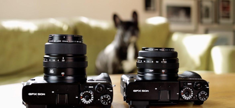 "Fujifilm GF 50mm F3.5 vs 63mm F2.8 – Choosing a ""Nifty Fifty"" for the GFX"