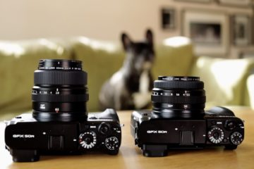 Fujifilm GF 50mm f3.5 vs 63mm f2.8 Review