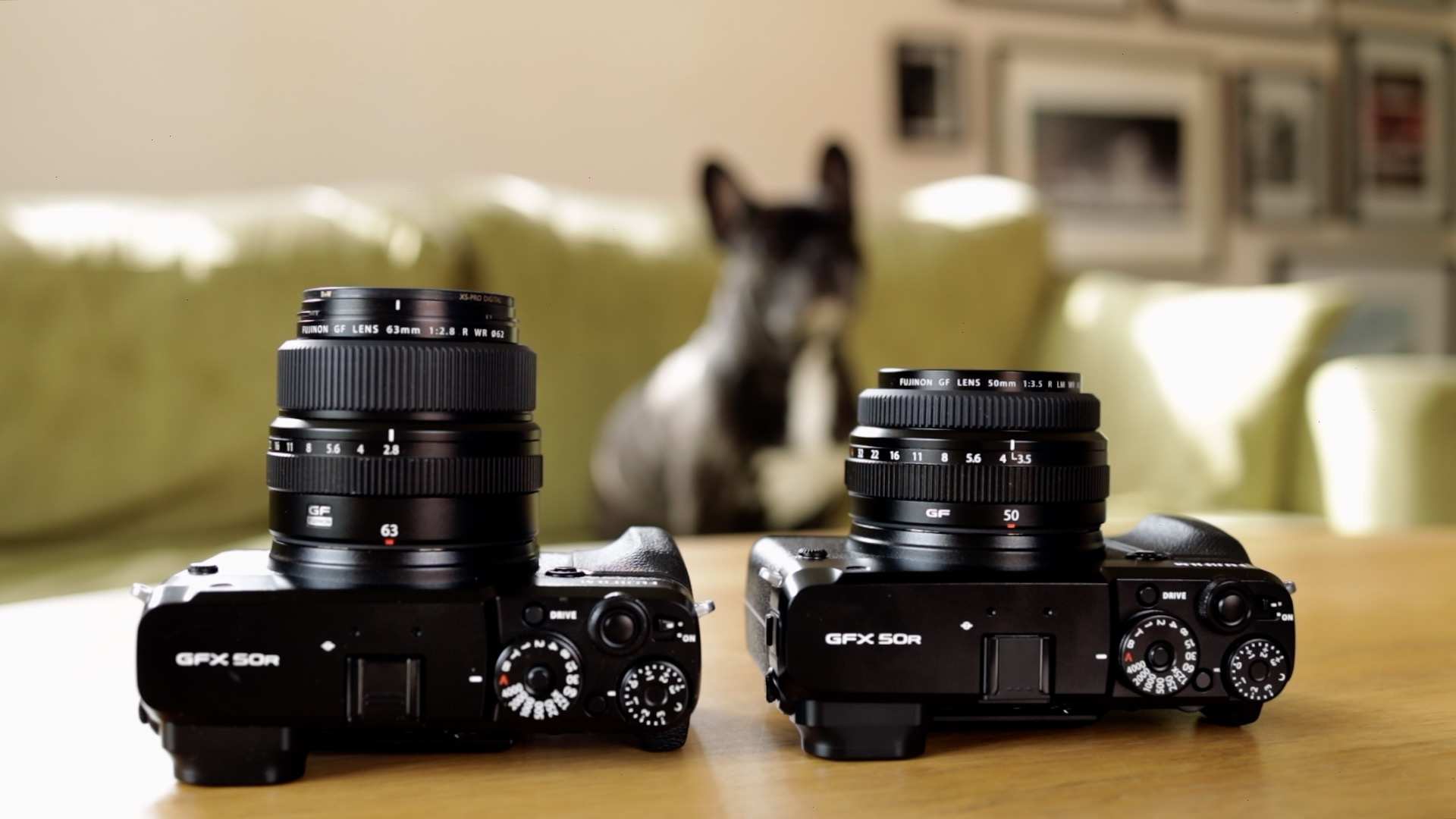 Fujifilm GF 50mm f3.5 vs 63mm f2.8 Review