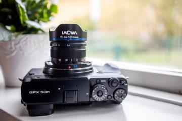 LAOWA 9mm f5.6 Fuji GFX 50R