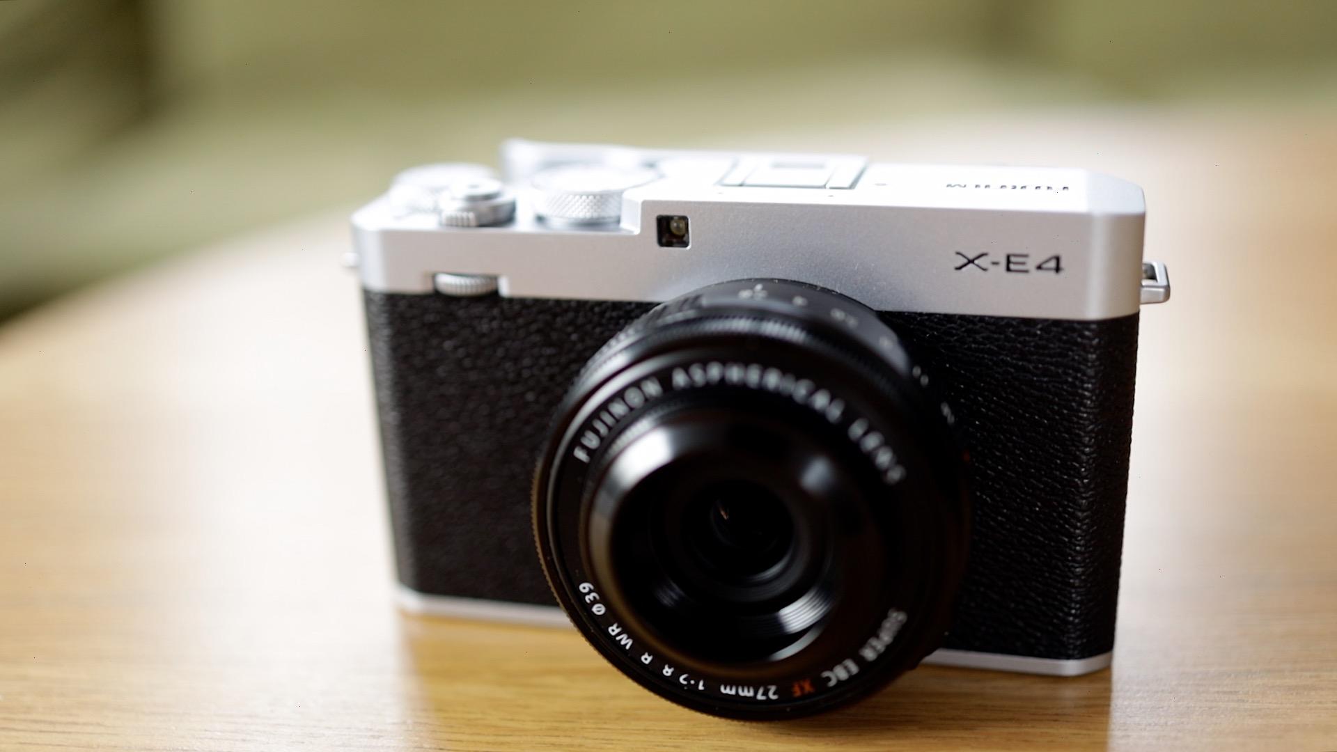 Fujifilm XE4 Review