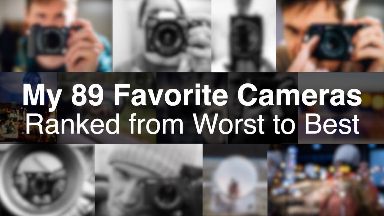 Top 89 Cameras ranking