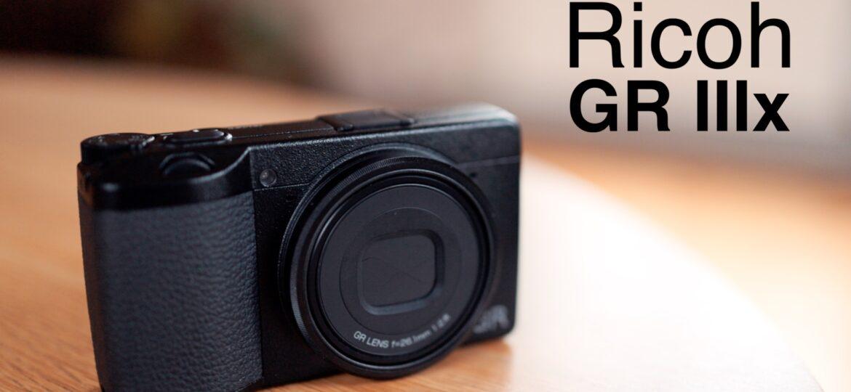 Ricoh GR IIIx – My first impressions