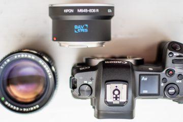 Kipon Baveyes Canon