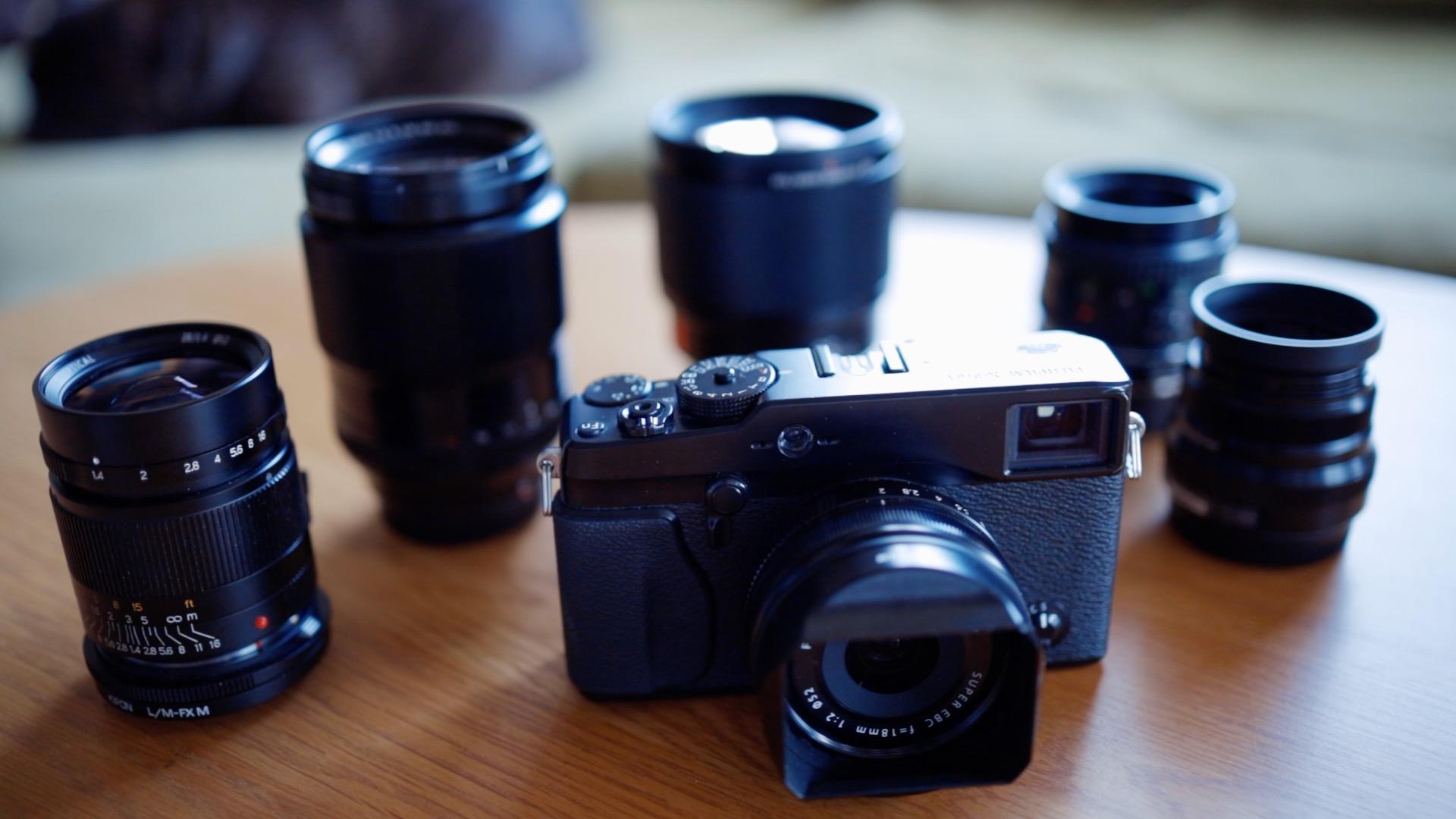 Fuji X-Pro1 Review Sample