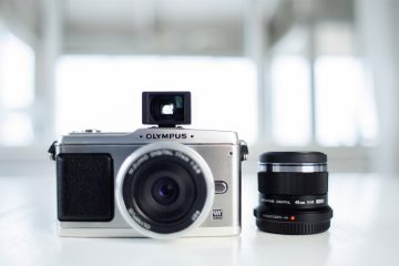 Olympus E-P1 Review