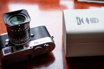 TTArtisan 35mmf1.4 Review