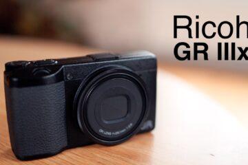 Ricoh GR3x Review